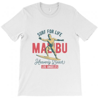 Surf For Life T-shirt Designed By Perfect Designers