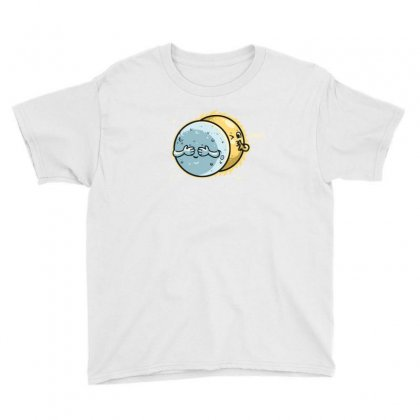 Eclipse Hide And Seek Youth Tee Designed By Achreart