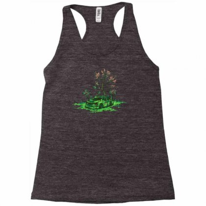 Eco Friendly Racerback Tank Designed By Achreart