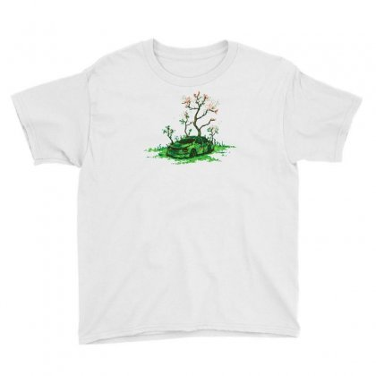 Eco Friendly Youth Tee Designed By Achreart