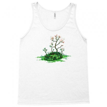 Eco Friendly Tank Top Designed By Achreart