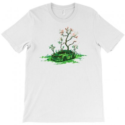 Eco Friendly T-shirt Designed By Achreart