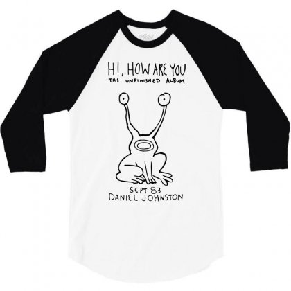 Hi, How Are You 3/4 Sleeve Shirt Designed By Coolstars