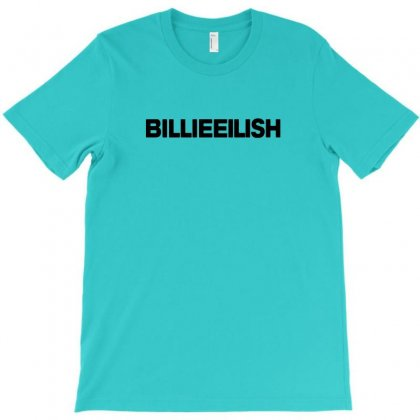 Billie Eilish Merch T-shirt Designed By Erickthohir