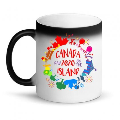 Canada Day 2020 On The Island Magic Mug Designed By Coolstars