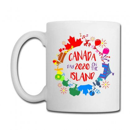 Canada Day 2020 On The Island Coffee Mug Designed By Coolstars