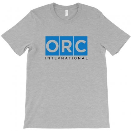 Emotional Support Orc T-shirt Designed By Erickthohir