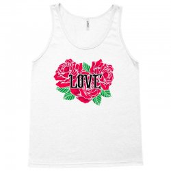 love rose for light Tank Top | Artistshot