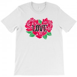 love rose for light T-Shirt | Artistshot