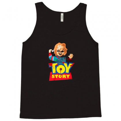 Story Tank Top Designed By Disgus_thing