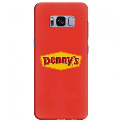 Dennys Burger Logo Samsung Galaxy S8 Plus Case Designed By Ratna Tier