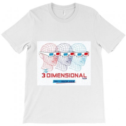 The 3 Dimensional Fall Winter T-shirt Designed By Nugrahadamanik