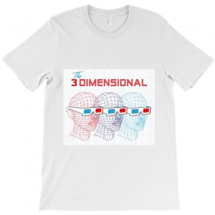 The 3 Dimensional T-shirt Designed By Nugrahadamanik