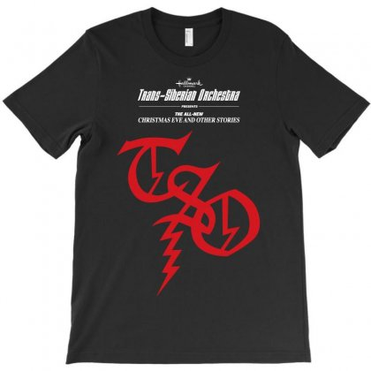 Trans Siberian Orchestra Christmas Eve And Other Stories T-shirt Designed By Nugrahadamanik
