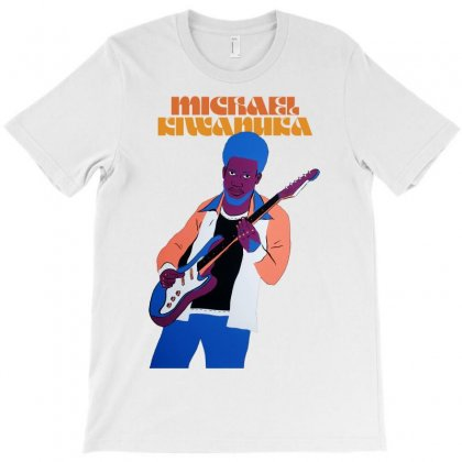 Michael Kiwanuka Art T-shirt Designed By Nugrahadamanik