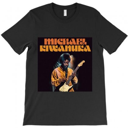 Michael Kiwanuka Live T-shirt Designed By Nugrahadamanik