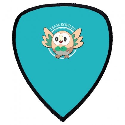 Team Rowlet Shield S Patch Designed By Rardesign