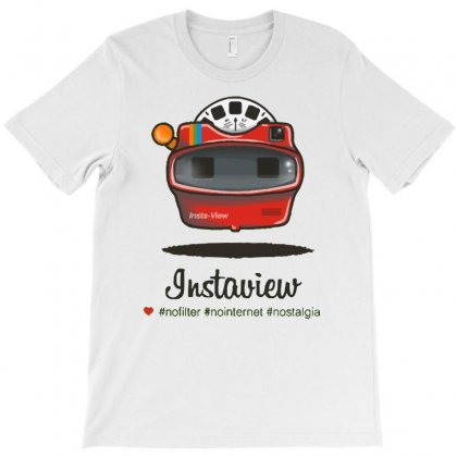 Instaview T-shirt Designed By Banyuart
