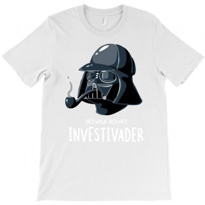 Investivader T-shirt Designed By Banyuart