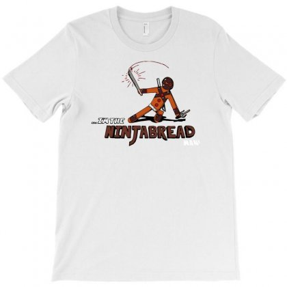 The Ninjabread Man T-shirt Designed By Banyuart