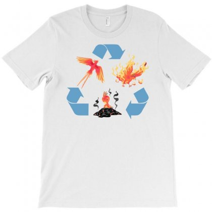 The Original Recycler T-shirt Designed By Banyuart
