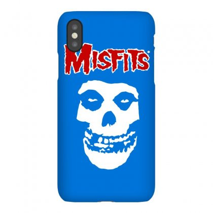 Misfits Iphonex Case Designed By Artwoman