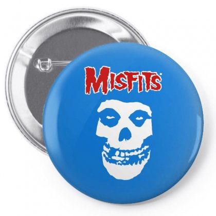 Misfits Pin-back Button Designed By Artwoman