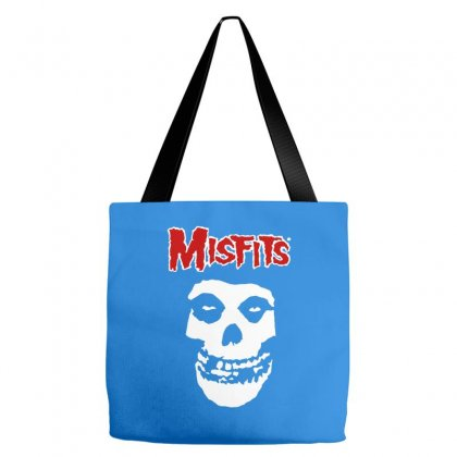 Misfits Tote Bags Designed By Artwoman