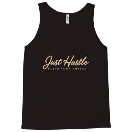 Hustle Tank Top Designed By Disgus_thing