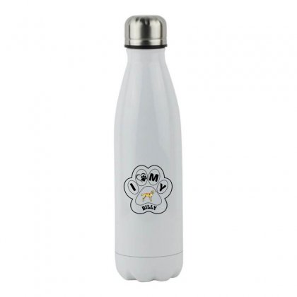 Billy And Shiba Stainless Steel Water Bottle Designed By Oktaviany