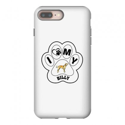 Billy And Shiba Iphone 8 Plus Case Designed By Oktaviany