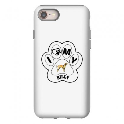 Billy And Shiba Iphone 8 Case Designed By Oktaviany