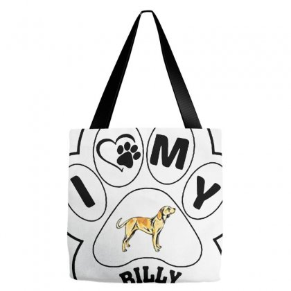 Billy And Shiba Tote Bags Designed By Oktaviany