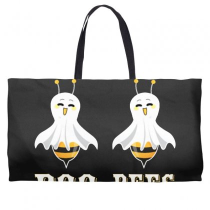 Boo Bees Merch Weekender Totes Designed By Oktaviany