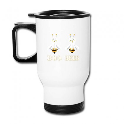 Boo Bees Merch Travel Mug Designed By Oktaviany
