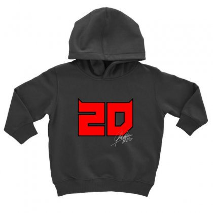 Fabio Quartararo 20 Toddler Hoodie Designed By Oktaviany