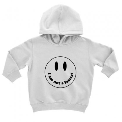 Sticker Toddler Hoodie Designed By Oktaviany
