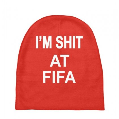 Im Shitfifa Merch Baby Beanies Designed By Oktaviany