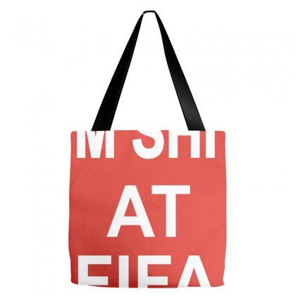 Im Shitfifa Merch Tote Bags Designed By Oktaviany