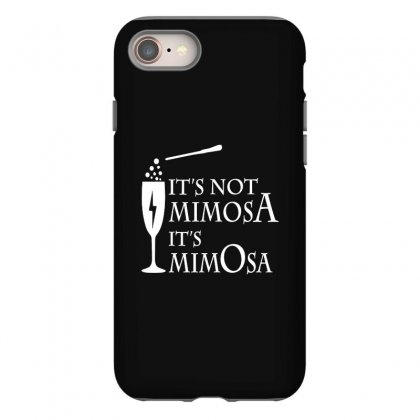 It's Mimosa Not Mimosa Iphone 8 Case Designed By Oktaviany
