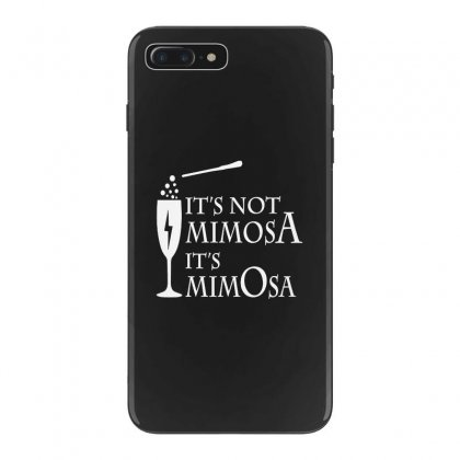 It's Mimosa Not Mimosa Iphone 7 Plus Case Designed By Oktaviany