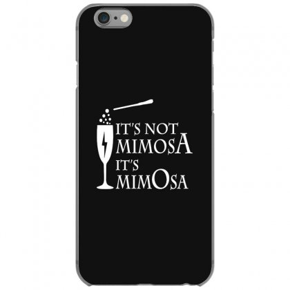 It's Mimosa Not Mimosa Iphone 6/6s Case Designed By Oktaviany