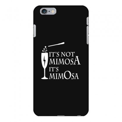 It's Mimosa Not Mimosa Iphone 6 Plus/6s Plus Case Designed By Oktaviany