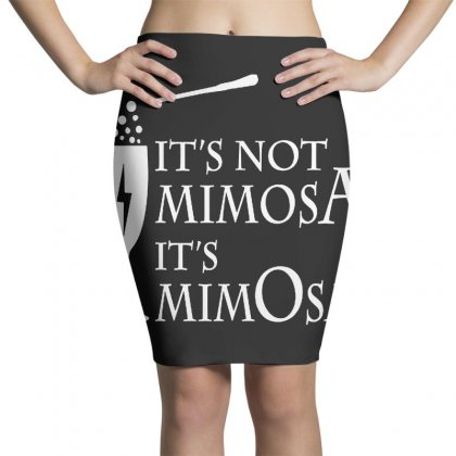 It's Mimosa Not Mimosa Pencil Skirts Designed By Oktaviany