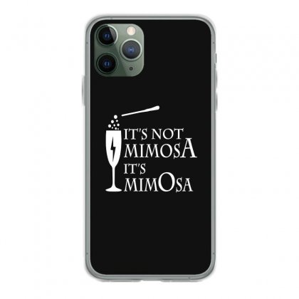 It's Mimosa Not Mimosa Iphone 11 Pro Case Designed By Oktaviany