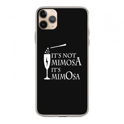 It's Mimosa Not Mimosa Iphone 11 Pro Max Case Designed By Oktaviany