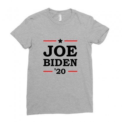 Joe Biden 2020 Campaign Ladies Fitted T-shirt Designed By Oktaviany