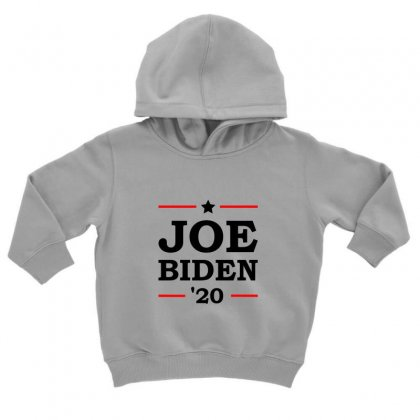 Joe Biden 2020 Campaign Toddler Hoodie Designed By Oktaviany