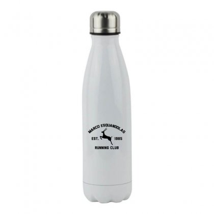 Marco Esquandolas Stainless Steel Water Bottle Designed By Oktaviany