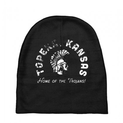 Topeka High School Merch Baby Beanies Designed By Oktaviany